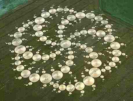 Cerchi nel grano o crop circle