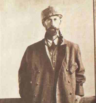 Percy Fawcett l'esploratore.
