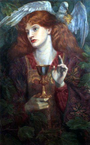 Il santo Graal nella tradizione medioevale.