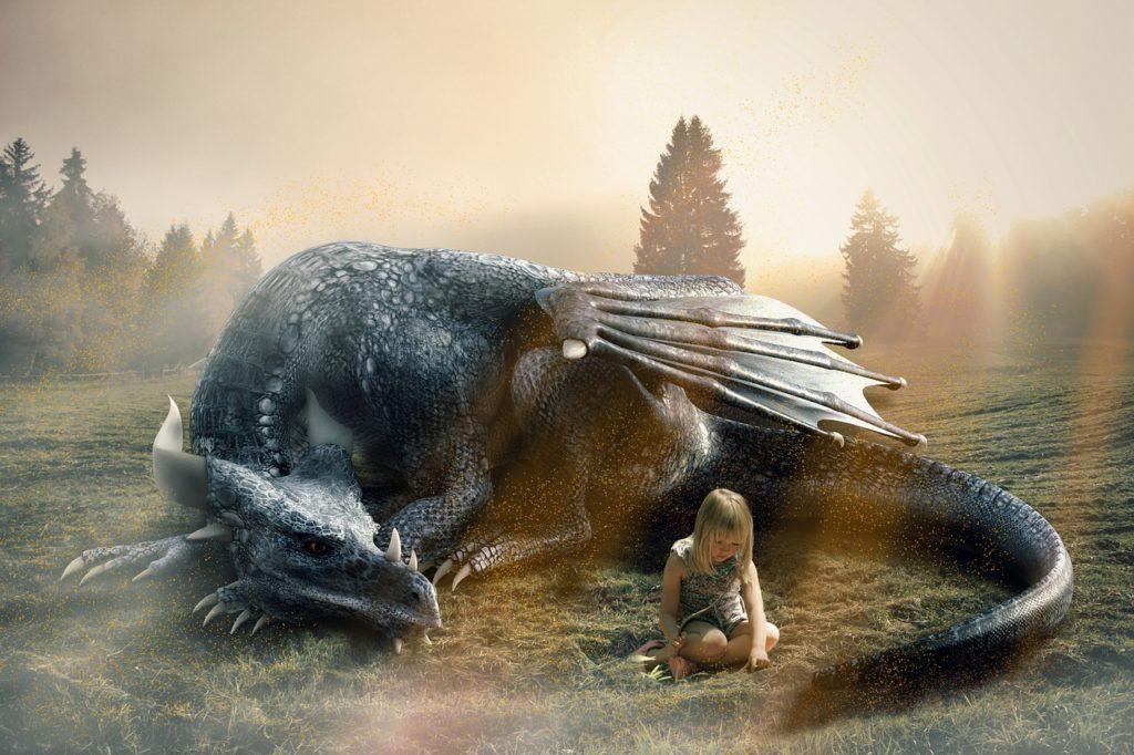 Esistono ancora draghi e dinosauri