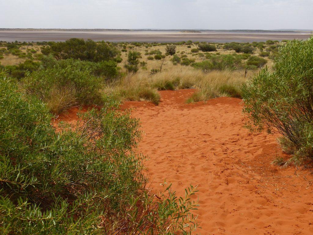 Outback australiano i misteri