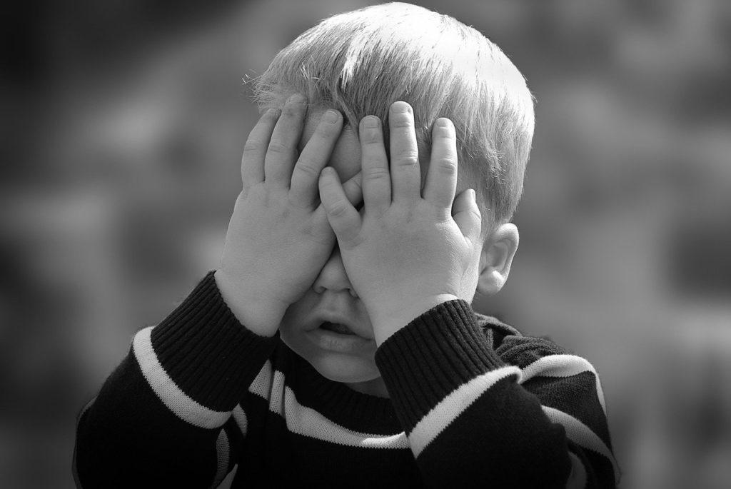 I bambini vedono cose che noi non vediamo
