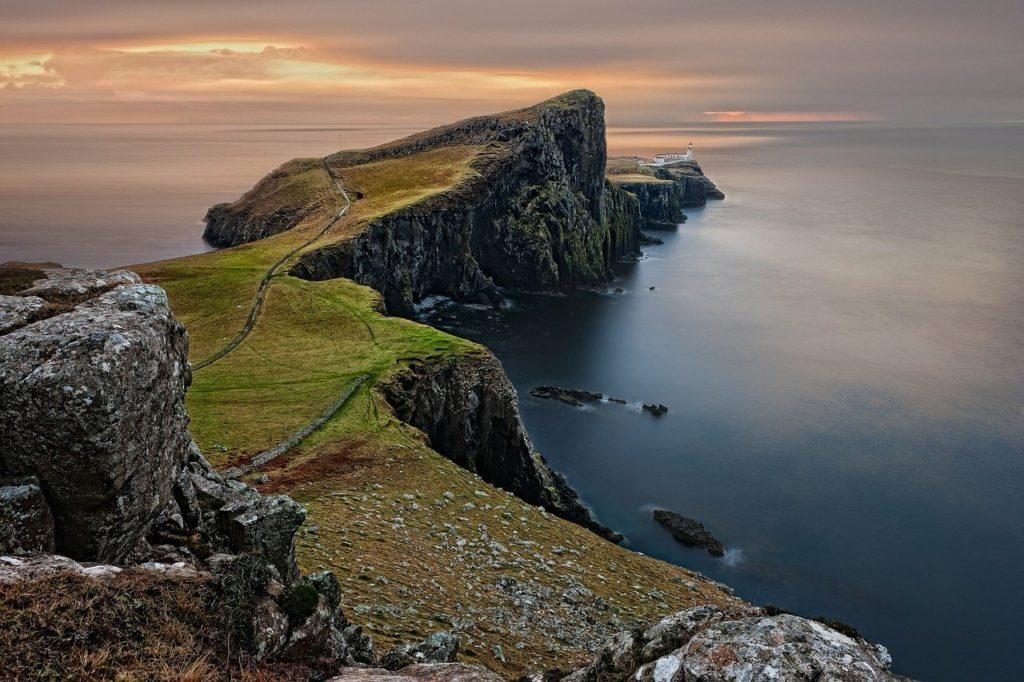 Scozia il mistero del pianoforte sul monte