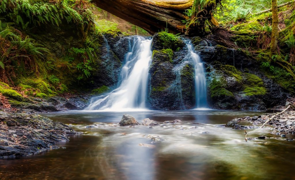 La leggenda delle cascate del Bucamante
