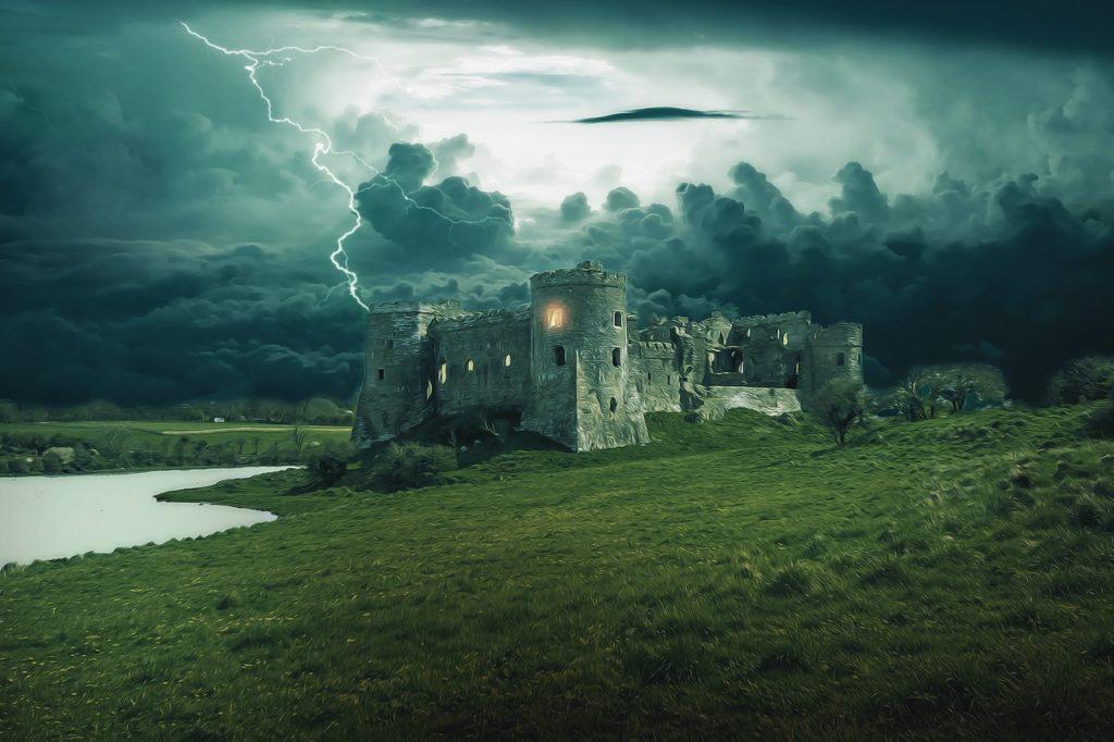 Azzurrina il fantasma del castello di Montebello