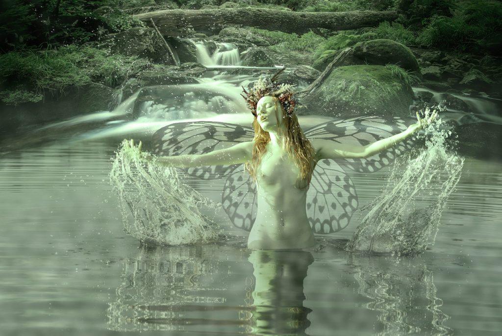 La leggenda del lago della Ninfa