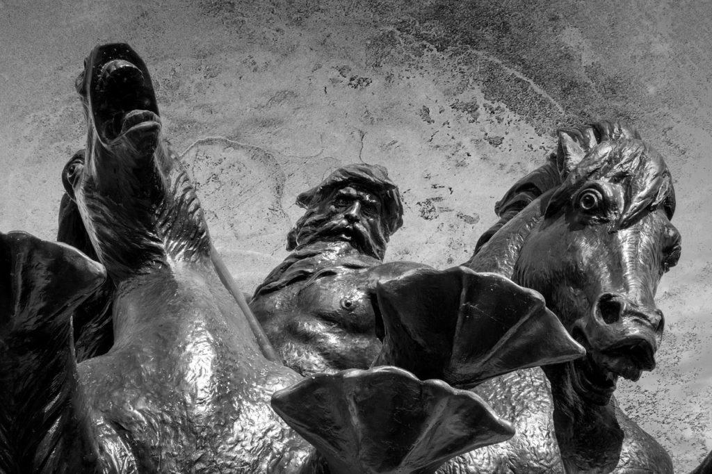 Ippocampo figura leggendaria nella mitologia greca