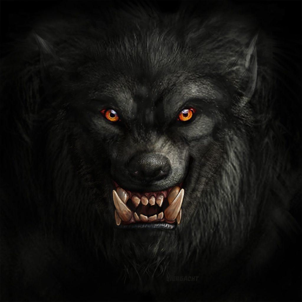Il lupo mannaro a Napoli